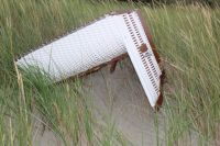 Bild 1 von Weitere Fotos von der Windhose am Juister Strand