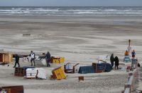 Bild 7 von Weitere Fotos von der Windhose am Juister Strand
