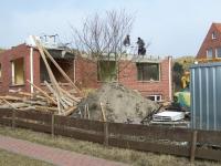 Bild 0 von Wieder wird ein altes Loogster Haus abgerissen