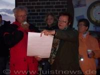 Bild 2 von Rund 150 Personen demonstrierten gegen CO2-Verpressung