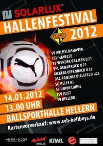 Bild 0 von TSV Juist nimmt es mit Werder und SV Wilhelmshaven auf