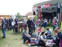 Bild 3 von Töwerland-Musikfestival begann mit viel Sonnenschein
