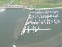 Bild 2 von Juist aus der Luft