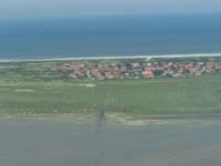 Bild 4 von Juist aus der Luft