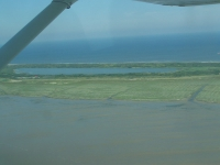 Bild 5 von Juist aus der Luft