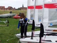 Bild 2 von Jugendabteilung zeigte bei Regatta beachtliche Leistungen