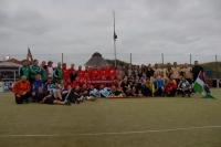 Bild 1 von Juister Altherrenmannschaft beim Cup der sieben Inseln auf Baltrum