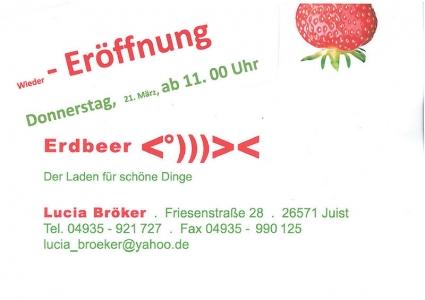 """Bild 0 von Der """"alte """" Erdbeerfisch in """"NEUEM"""" Gewand"""