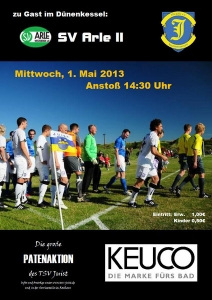 Bild 0 von TSV Juist gegen SV Arle 2
