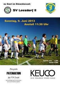 Bild 0 von TSV Juist - SV Leezdorf II