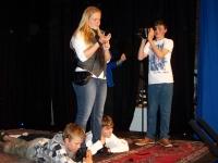 Bild 7 von Gleich zwei Premieren beim Theater-AG der Inselschule