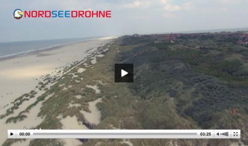 Bild 0 von Ein schönes Luftvideo von Juist