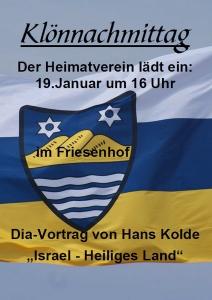 Bild 0 von Der Heimatverein lädt zum Klönnachmittag im Hotel Friesenhof ein