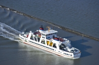 Bild 2 von Bauauftrag für neue umweltfreundliche Inselfähre an Cassens-Werft vergeben