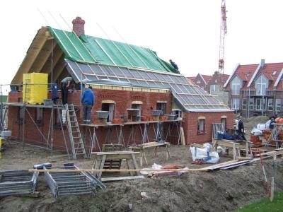 Bild 0 von Winterzeit ist Bauzeit - Teil 4: Baufortgänge im April