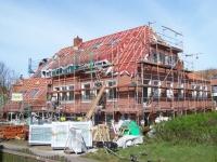 Bild 9 von Winterzeit ist Bauzeit - Teil 4: Baufortgänge im April