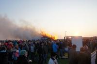 Bild 2 von Osterfeuer auf Juist