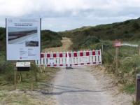 Bild 1 von Sandtransporte am Hammersee sind im vollen Gange