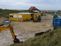 Bild 9 von Sandtransporte am Hammersee sind im vollen Gange