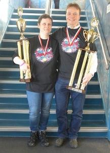 Bild 0 von Juister HipHop Teams verteidigen ihre Regionalmeistertitel erfolgreich