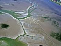 Bild 4 von Luftbilder bei Ebbe sind immer hochinteressant