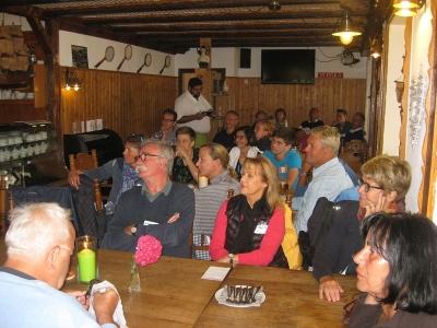 Bild 0 von 1. Mitgliederversammlung des Juister Tennisclubs am Meer