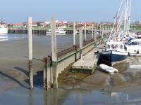 Bild 1 von Boots- und Fährhafen bereiten SKJ und Inselgemeinde große Sorgen