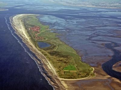 Bild 0 von Neue Luftbilder von Juist und dem Juister Wattenmeer
