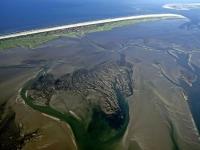 Bild 1 von Neue Luftbilder von Juist und dem Juister Wattenmeer