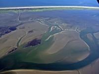 Bild 2 von Neue Luftbilder von Juist und dem Juister Wattenmeer