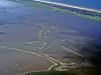 Bild 3 von Neue Luftbilder von Juist und dem Juister Wattenmeer