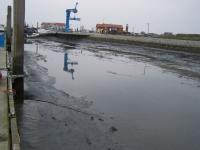 Bild 3 von Juister Bootshafen ist tief wie seit Jahren nicht mehr