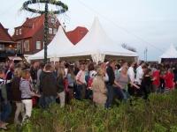 Bild 3 von Niederländer heizten beim Abschlusskonzert heftig ein