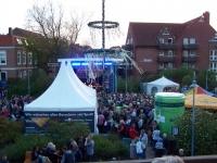 Bild 4 von Niederländer heizten beim Abschlusskonzert heftig ein