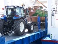 Bild 3 von Kein Boot war länger auf Juist als