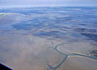 Bild 1 von Neue Luftbilder vom Hafen und Watt