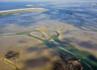 Bild 3 von Neue Luftbilder vom Hafen und Watt