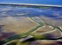 Bild 4 von Neue Luftbilder vom Hafen und Watt