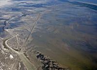 Bild 6 von Neue Luftbilder vom Hafen und Watt