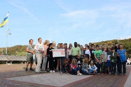 Bild 0 von Alexander-Lebensteinschule spendet 17.000 Euro an die Naume Kinderstiftung von Dr. med.Paul Okot-Opiro