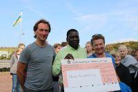 Bild 1 von Alexander-Lebensteinschule spendet 17.000 Euro an die Naume Kinderstiftung von Dr. med.Paul Okot-Opiro