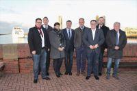Bild 0 von Informationsaustausch mit hochrangiger SPD-Delegation