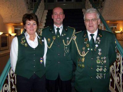Bild 0 von Ruth Mundt wurde neue Vize-Vorsitzende vom Schützenverein