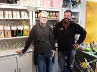 Bild 6 von Ehemalige Bäckerei Habbinga wurde jetzt zum Blumenmeer