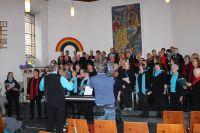 Bild 5 von Gemeinsames Gospelkonzert erstmalig mit Bläserunterstützung