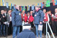 Bild 3 von Weitere Fotos vom Auftritt der Borkumer