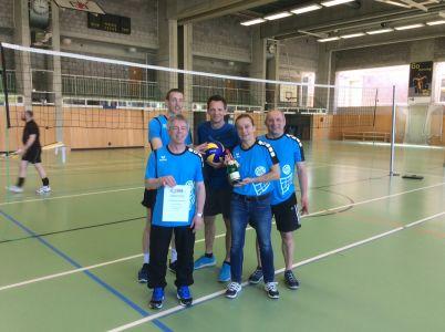 Bild 0 von Juister Volleyballer verteidigten Titel in Emden