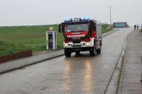 Bild 1 von Juister Feuerwehr nahm in neues Zugpferd in Betrieb
