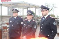 Bild 5 von Juister Feuerwehr nahm in neues Zugpferd in Betrieb