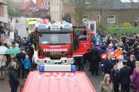 Bild 6 von Juister Feuerwehr nahm in neues Zugpferd in Betrieb